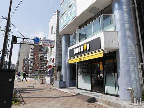 ドトールコーヒー 新富町店