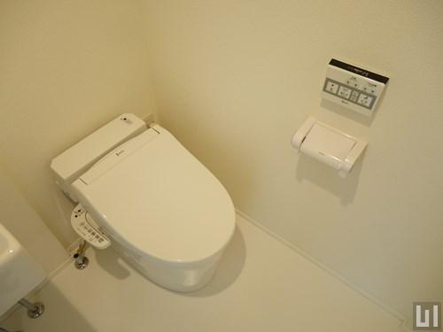 1R 25.07㎡タイプ - トイレ