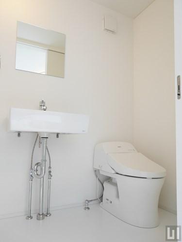 A棟03号室タイプ - 洗面室
