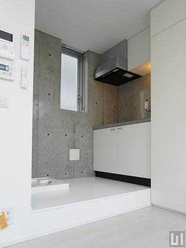 B棟02号室タイプ - キッチン