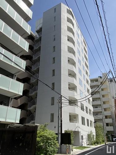 エルスタンザ文京湯島 - マンション外観