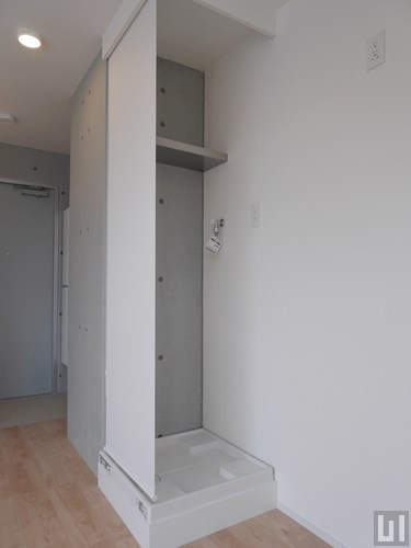 D-2タイプ - 洗濯機置き場