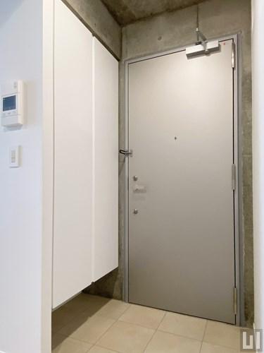 Eタイプ - 玄関