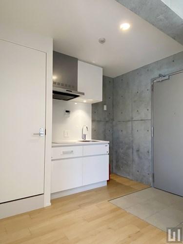 Bタイプ - 玄関・キッチン