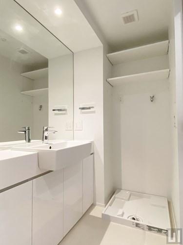 1LDK 47.24㎡タイプ - 洗面室