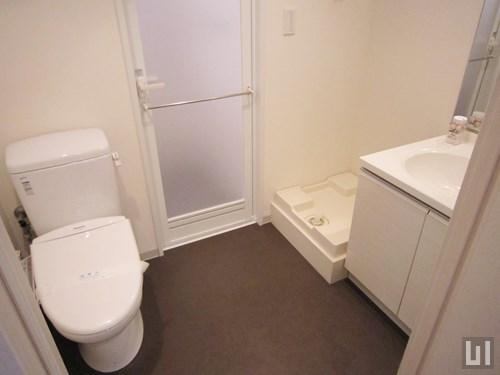 Bタイプ - 洗面台・トイレ・洗濯機置き場