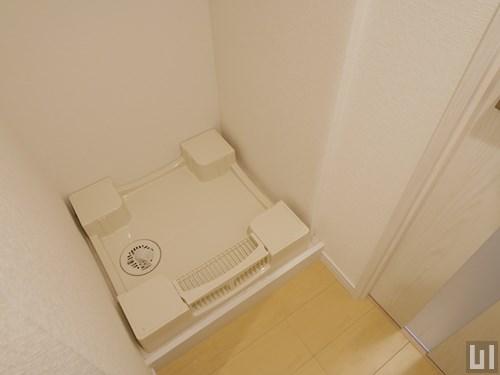 A2タイプ - 洗濯機置き場