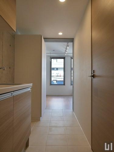 Eタイプ - 玄関・キッチン