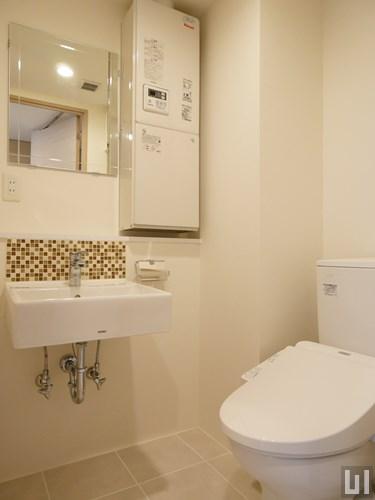 Eタイプ - 洗面室