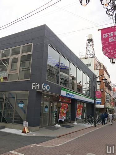 ファミリーマート Fit&Go 大田長原店