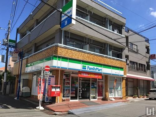 ファミリーマート 奥沢七丁目店