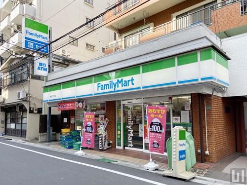 ファミリーマート 巣鴨三丁目店
