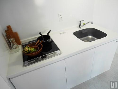 1R 29.00㎡タイプ - キッチン