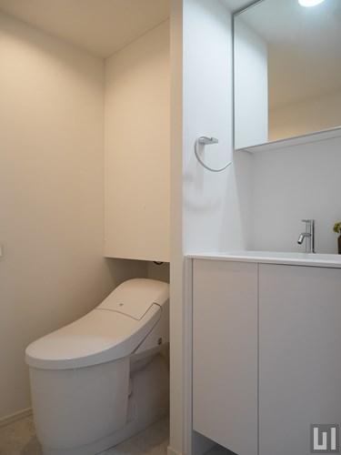 1R 29.00㎡タイプ - 洗面室