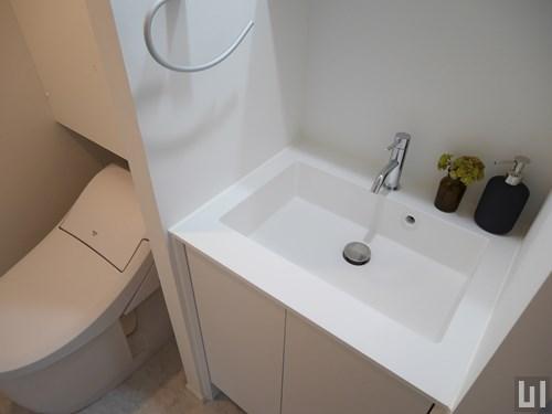 1R 29.00㎡タイプ - 洗面台
