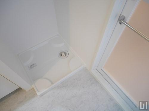 1R 29.00㎡タイプ - 室内洗濯機置き場