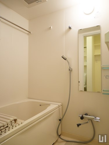 1DK 26.34㎡タイプ - バスルーム