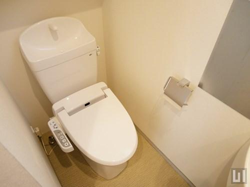 1DK 26.34㎡タイプ - トイレ