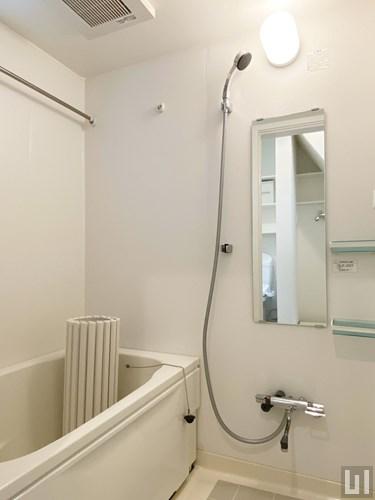 1R 20.51㎡タイプ - バスルーム