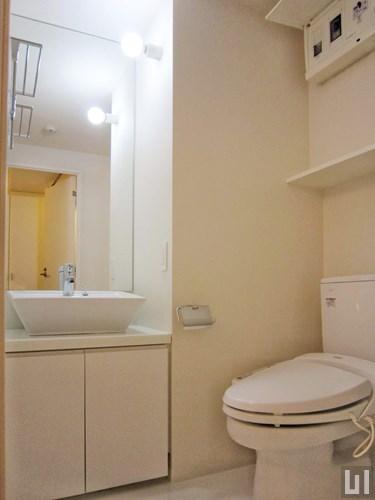 1R 31.98㎡タイプ - 洗面室