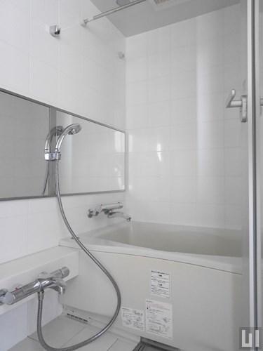 1K 24.48㎡タイプ - バスルーム