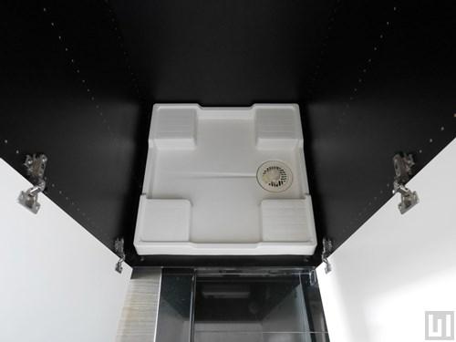 1K 24.48㎡タイプ - 室内洗濯機置き場
