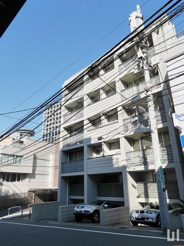 FLEG赤坂 - マンション外観
