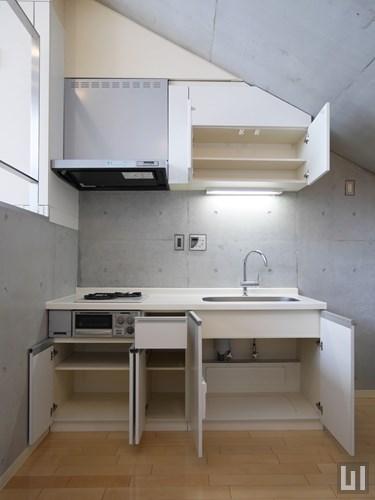 Dタイプ - キッチン・収納