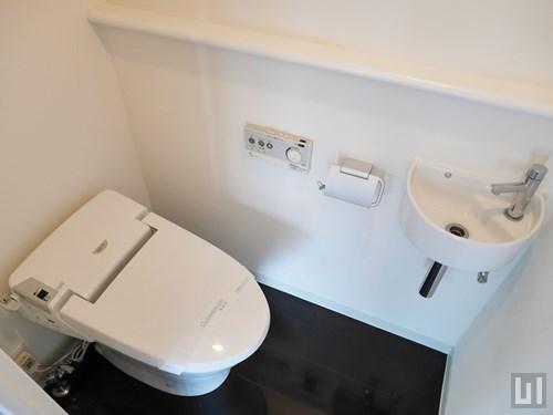 1LDK 54.99㎡タイプ - トイレ