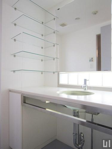035号室 - 洗面台