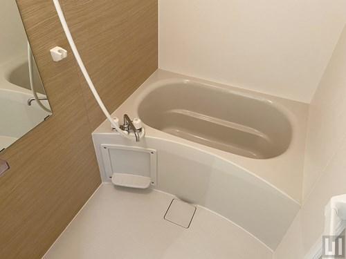 1LDK 33.11㎡タイプ - バスルーム
