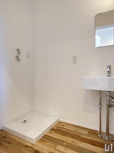 1LDK 33.11㎡タイプ - 洗面室