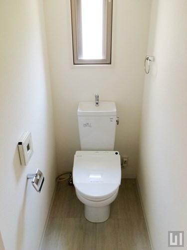 1LDK 43.90㎡タイプ - トイレ