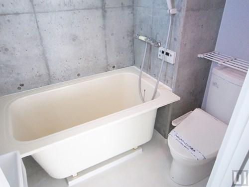 1DK 25.58㎡タイプ - バスルーム・トイレ