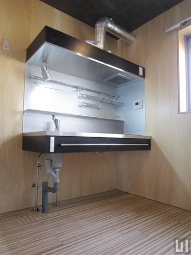 Aタイプ - キッチン