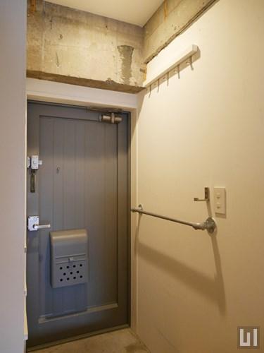 1R 29.01㎡タイプ - 玄関