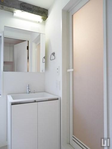 1R 29.01㎡タイプ - 洗面室