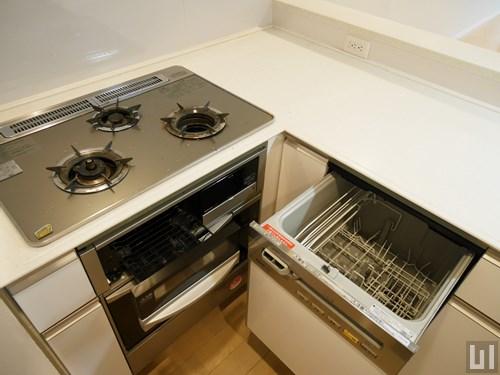 1LDK 66.76㎡タイプ - キッチン