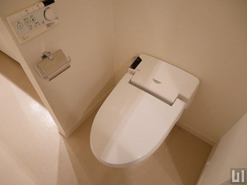 1LDK 66.76㎡タイプ - トイレ