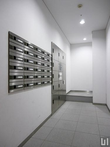 メールコーナー・宅配ボックス