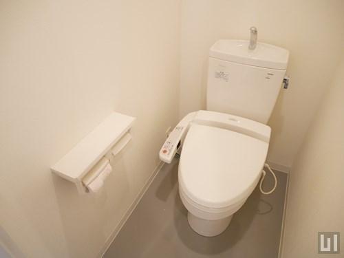 1LDK 46.96㎡タイプ - トイレ