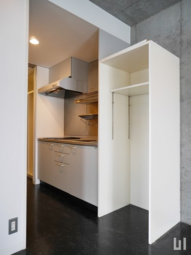1R 39.29㎡タイプ - キッチン