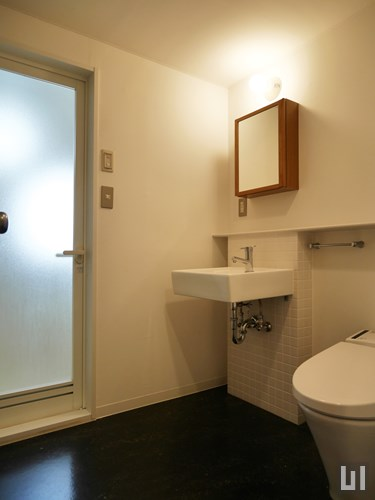 1R 39.29㎡タイプ - 洗面室
