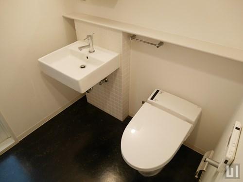 1R 39.29㎡タイプ - 洗面台・トイレ