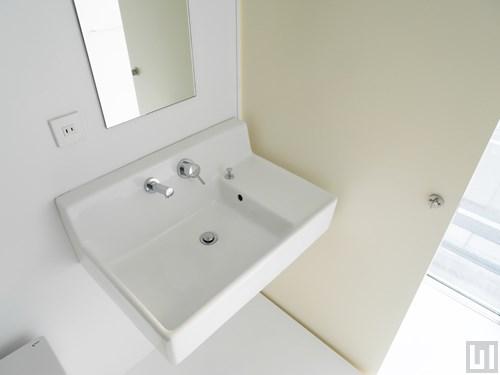 Cタイプ - 洗面台