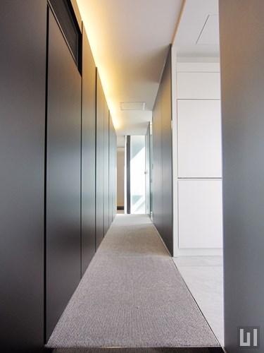 2LDK 95.40㎡タイプ - 玄関・廊下