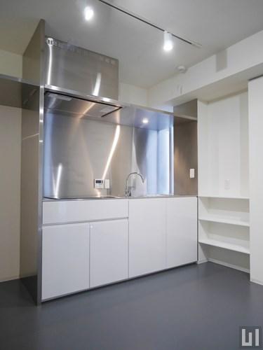 1LDK 43.02㎡タイプ - キッチン