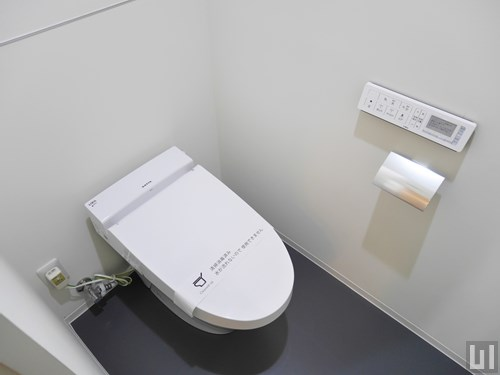 1LDK 43.02㎡タイプ - トイレ