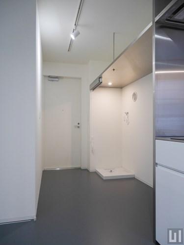 1LDK 43.02㎡タイプ - 洗濯機置き場