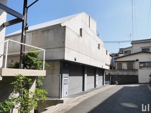 Garage House 10.9K tokyo - マンション外観